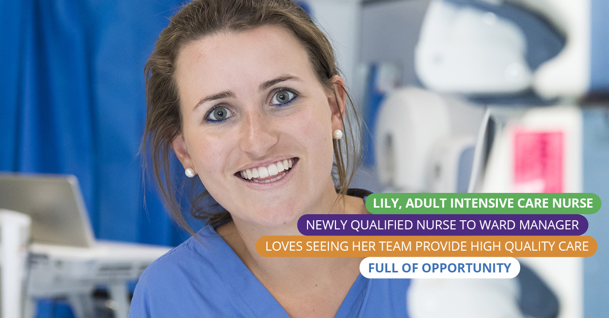 Lily intensive care nurse