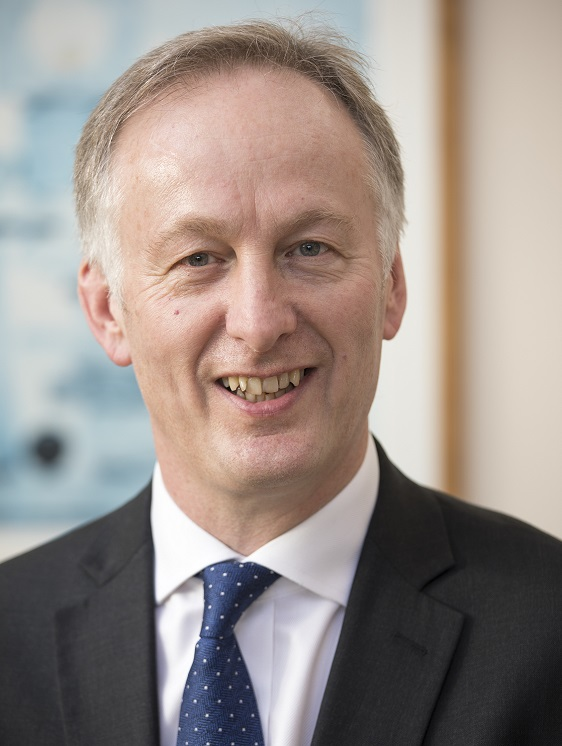 Nick Fox, director of Imperial Private Healthcare