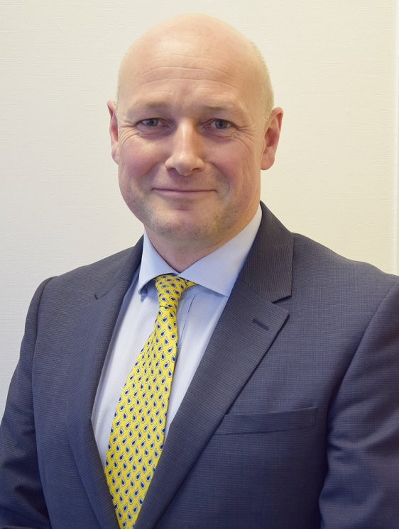 Peter jenkinson, director of corporate governance and trust secretary