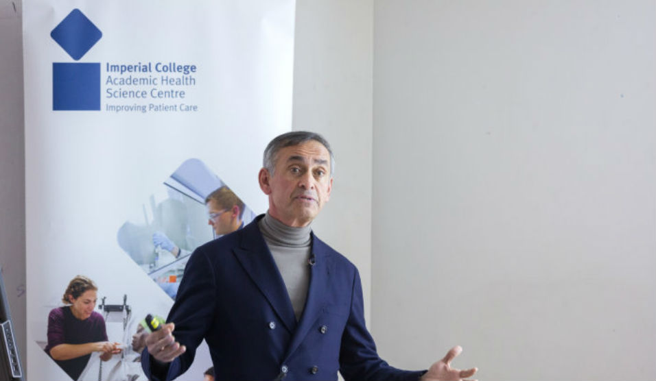 Prof the Lord Ara Darzi