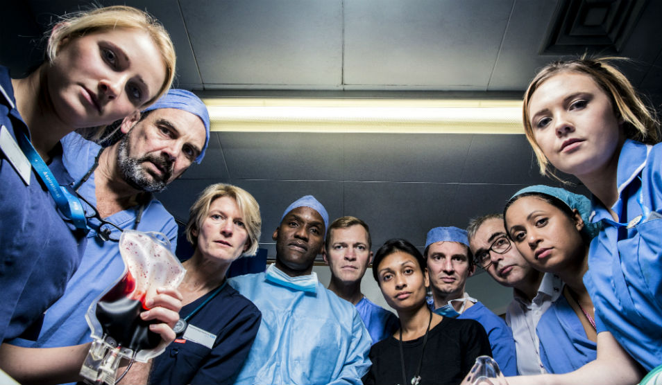 Imperial College Healthcare Features in New TV Series Showing the Real-life Decisions, Challenges and Achievements of the NHS