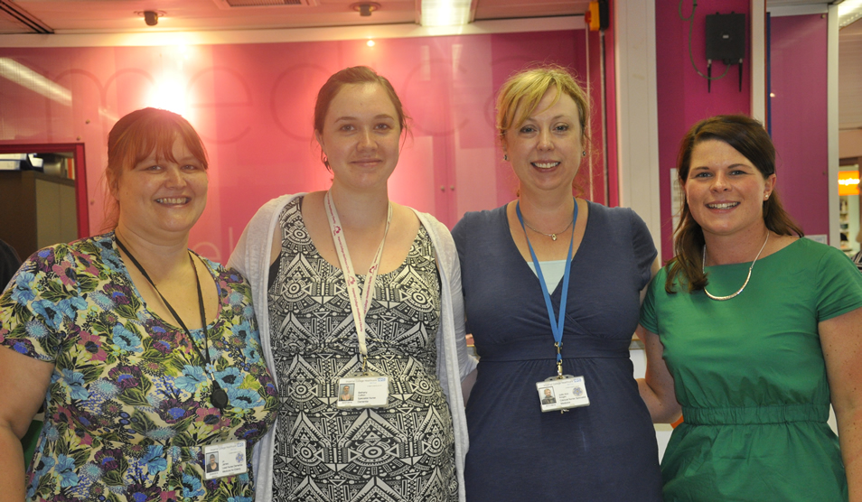 Four nurses at Imperial College Healthcare NHS Trust have been shortlisted for the prestigious Nursing Times awards