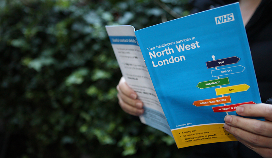 Know where to go in winter - leaflet