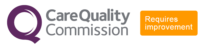 CQC requires improvement rating