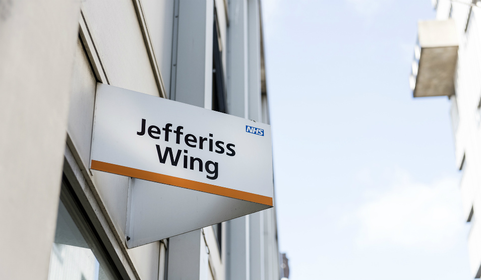 Jefferiss Wing