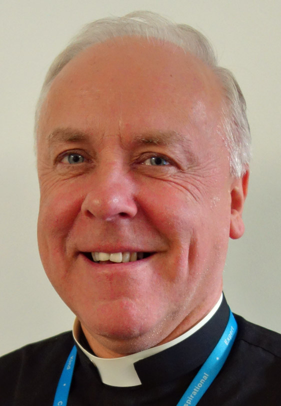 Father Gerard O'Brien